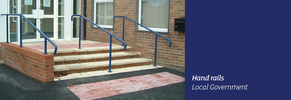 Hand Rails - Local Government